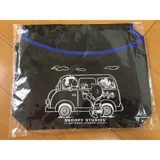 スヌーピー(SNOOPY)のSNOOPY 車シートポケット(車内アクセサリ)
