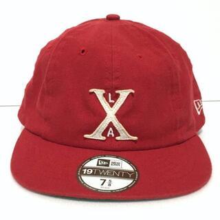 エクストララージ(XLARGE)のXLARGE×NEWERA エクストララージ コラボBBキャップ(キャップ)