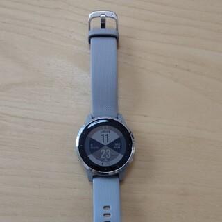 ガーミン(GARMIN)のたこ様優先 GARMIN VIVOACTIVE4S/BLACK(腕時計(デジタル))