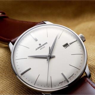 JUNGHANS - 【定価149,600円】ユンハンス メガ 腕時計 電波時計 Junghans
