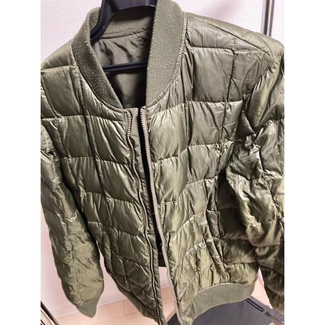 RAGEBLUE(レイジブルー)のMA-1 ブルゾン メンズのジャケット/アウター(ブルゾン)の商品写真
