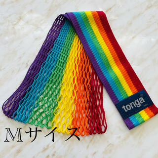 トンガ(tonga)の【K☆即購入OK‼︎さん専用】Tonga Mサイズ(抱っこひも/おんぶひも)