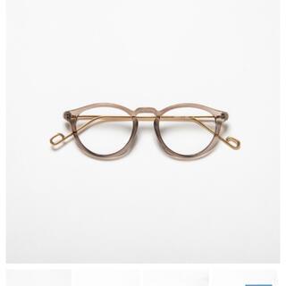 ジンズ(JINS)のCiqi  Evans Sherbet 《エヴァンス シャーベット》PC用眼鏡(サングラス/メガネ)