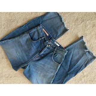 ダブルスタンダードクロージング(DOUBLE STANDARD CLOTHING)のダブル スタンダード クロージング ジーンズ ワイド デニム(デニム/ジーンズ)