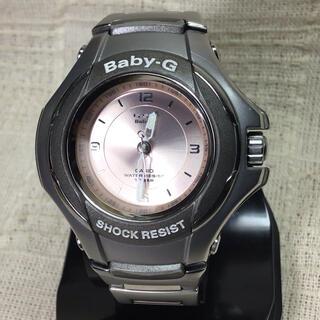 ベビージー(Baby-G)のアナログBaby-G  CASIO カシオ腕時計 ベビーG腕時計(腕時計)