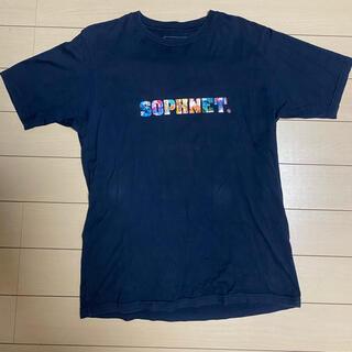 ソフネット(SOPHNET.)のSOPHNET. (ソフネット) FRONT LOGO T-SHIRT(Tシャツ/カットソー(半袖/袖なし))