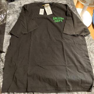 正規品 GALLERY DEPT ギャラリーデプト tシャツ(Tシャツ/カットソー(半袖/袖なし))