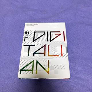 アラシ(嵐)のLIVE TOUR 2014 THE DIGITALIAN 【Blu-ray】(ミュージック)
