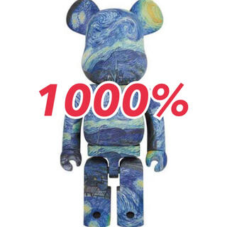 Gogh The Starry Night BE@RBRICK 1000%(その他)