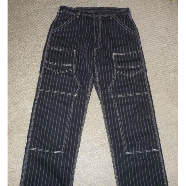 FREEWHEELERS(フリーホイーラーズ)のフリーホイーラーズ ワークパンツ DERRICKMAN OVERALLS メンズのパンツ(ワークパンツ/カーゴパンツ)の商品写真