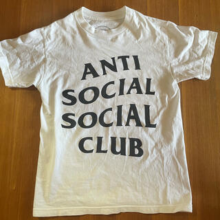 アンチ(ANTI)のアンチソーシャルクラブ (Tシャツ/カットソー(半袖/袖なし))