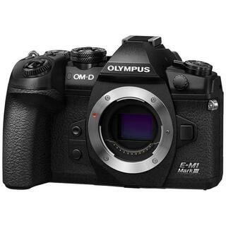 オリンパス(OLYMPUS)のオリンパスOM-D E-M1markⅢボディ新品未使用メーカー保証(ミラーレス一眼)