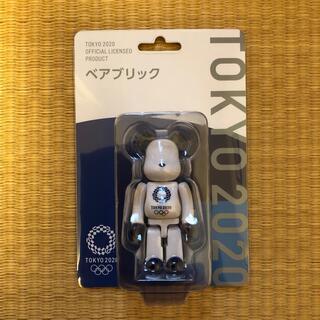 メディコムトイ(MEDICOM TOY)のBE@RBRICK  東京2020オリンピックエンブレム 100% (フィギュア)