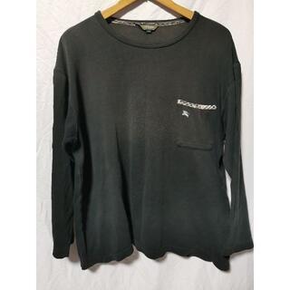 バーバリー(BURBERRY)のBURBERRY LONDON ロングシャツ メンズ M(Tシャツ/カットソー(七分/長袖))