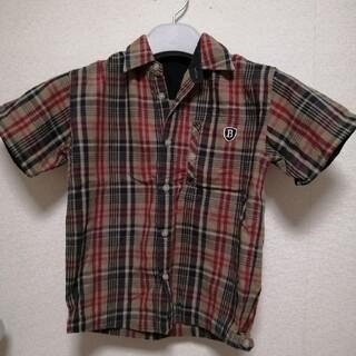 フェリシモ(FELISSIMO)の半袖シャツ 120cm(Tシャツ/カットソー)