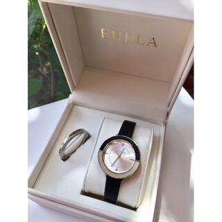 フルラ(Furla)の未使用 FURLA フルラ レディース 腕時計 クラブ 替えベゼル付(腕時計)