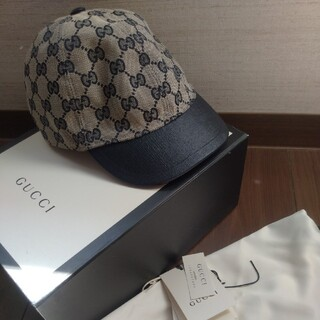 グッチ(Gucci)のグッチ 子供 ハット 帽子本物(帽子)