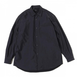 COMOLI - comoli ナイロンシャツジャケット