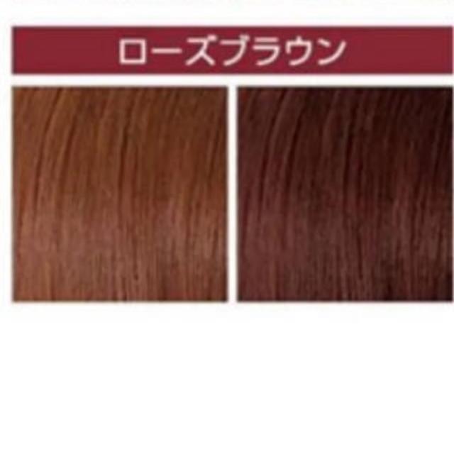 Refine(レフィーネ)のレフィーネ ヘッドスパトリートメントカラー ローズブラウン 300g コスメ/美容のヘアケア/スタイリング(白髪染め)の商品写真