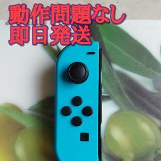 switch ジョイコン ネオンブルーL(家庭用ゲーム機本体)