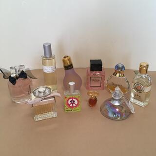 ティファニー(Tiffany & Co.)の香水 10本 セット(ユニセックス)
