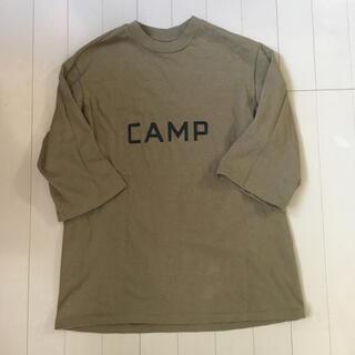 マーカウェア(MARKAWEAR)のmarkaware カットソー(Tシャツ/カットソー(半袖/袖なし))