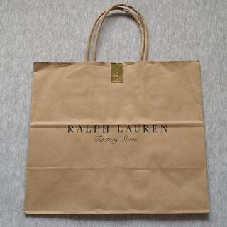ラルフローレン(Ralph Lauren)の★格安 RALPH LAUREN(ラルフローレン)紙袋★(ショップ袋)