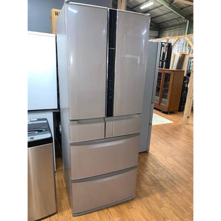 日立 - (洗浄・検査済み)HITACHI 冷蔵庫 517L 2013年製