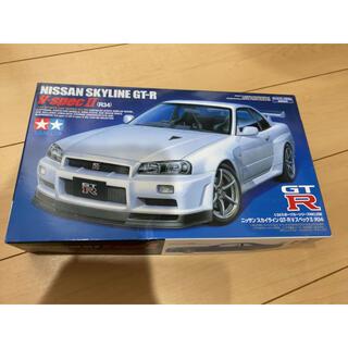 タミヤ GT-R V-spec Ⅱ(模型/プラモデル)