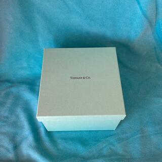 Tiffany & Co. - ティファニーの空箱