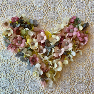 デイジー造花A 1.5-2㎝ 100個②(各種パーツ)