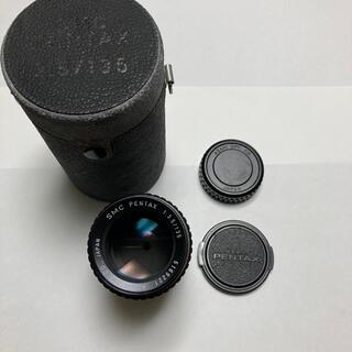 ペンタックス(PENTAX)の希少 人気 美品 PENTAX 135mm F3.5 ペンタックス Kマウント(レンズ(単焦点))