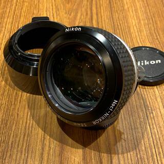 ニコン(Nikon)のAi-s Noct-NIKKOR 58mm F1.2 ニコン ノクトニッコール(レンズ(単焦点))