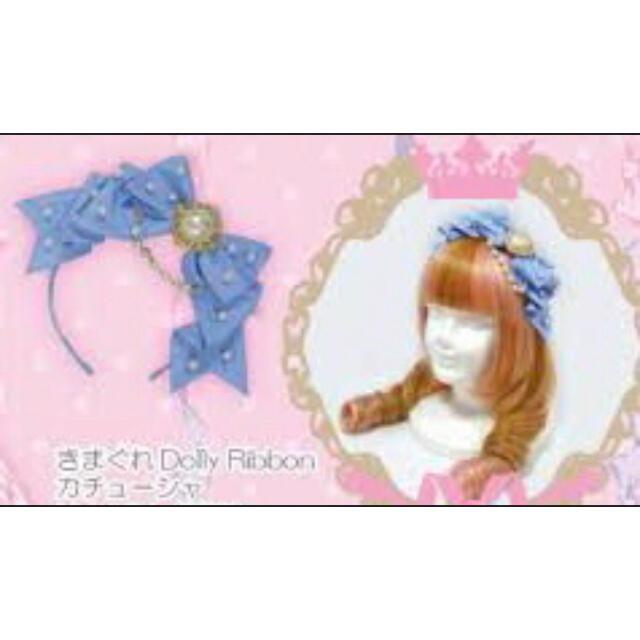 Angelic Pretty(アンジェリックプリティー)のカチューシャ 最終値下げ レディースのヘアアクセサリー(カチューシャ)の商品写真