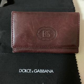 ドルチェアンドガッバーナ(DOLCE&GABBANA)のDOLCE & GABBANA キーケース(キーケース)