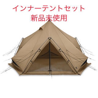 ゼインアーツ ゼク-m インナーテント セット(テント/タープ)