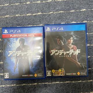 プレイステーション4(PlayStation4)のアンチャーテッド (家庭用ゲームソフト)