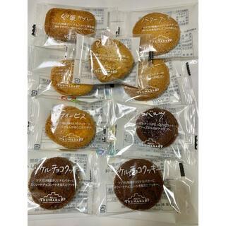 ツマガリ クッキー 9枚(菓子/デザート)