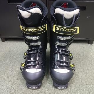 中古 スキーブーツ GEN 28cm~28.5cm 中級者・上級者