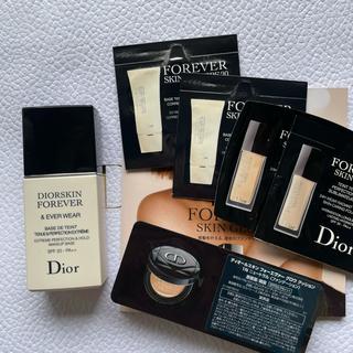 クリスチャンディオール(Christian Dior)のディオール フォーエバーアンドエバーベース ファンデーション 下地 DIOR (化粧下地)