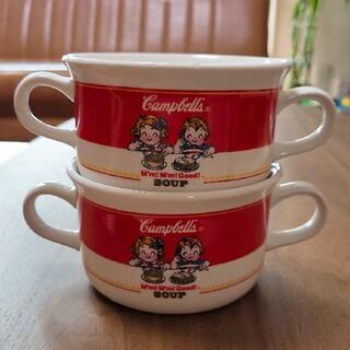 キャンベルスープ スープカップ 2つセット