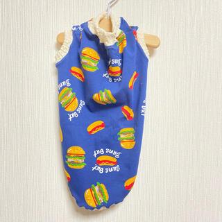 『ホットドッグとハンバーガー』メルロコ ダックス 犬服(ペット服/アクセサリー)