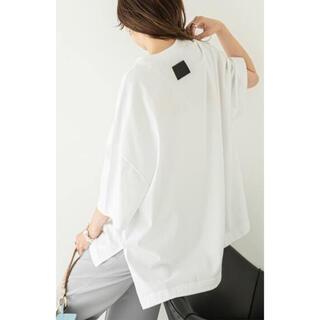 ノーブル(Noble)の新品 【COGTHEBIGSMOKE】MASSIVE T SHORT ホワイト(Tシャツ(半袖/袖なし))