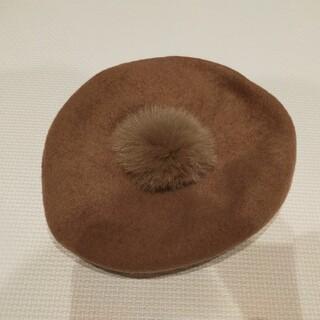 ビューティアンドユースユナイテッドアローズ(BEAUTY&YOUTH UNITED ARROWS)のベレー帽(ハンチング/ベレー帽)