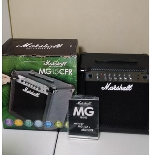 Marshall マーシャル 15Wギターアンプ  (箱、説明書付き)(ギターアンプ)