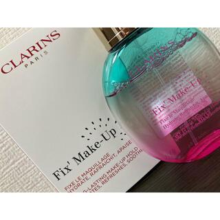クラランス(CLARINS)のクラランス フィックスメイクアップ Su21 CLARINS(その他)