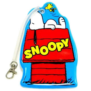 スヌーピー(SNOOPY)の新品 スヌーピー  パスケース  ピーナッツ  キャラクターパスケース(パスケース/IDカードホルダー)