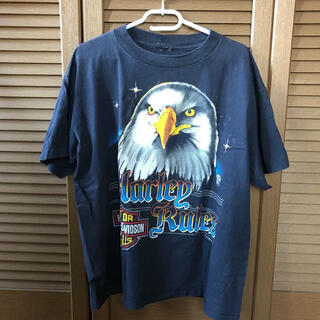 Harley Davidson - Harley-Davidson 古着Tシャツ