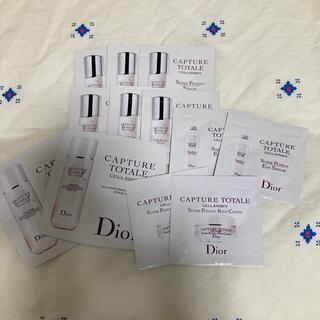 ディオール(Dior)のDIOR サンプルセット(サンプル/トライアルキット)