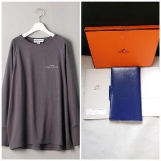 アメリカーナ(AMERICANA)の新品未使用United Arrows別注Americanaロング カットソー(Tシャツ(長袖/七分))